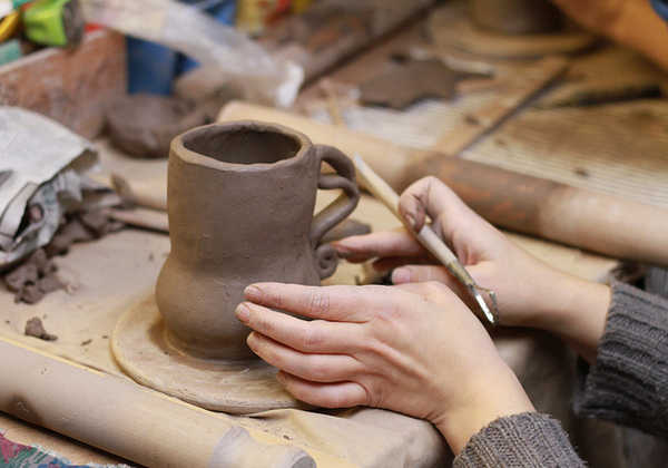 Learn to Hand Build a Pot