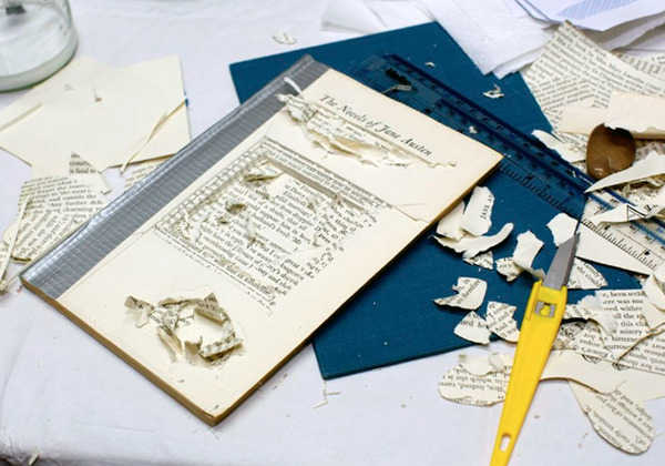 Make Altered Books